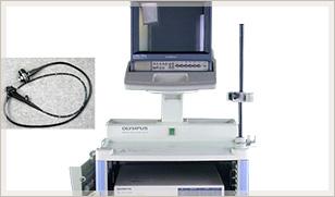 動物用内視鏡 OLYMPUS CLV-U40D